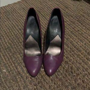 7 mankind 4 inch heels.